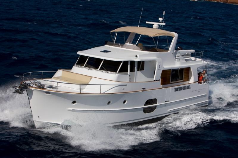Swift Trawler 44 и Swift Trawler 52
