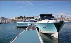 Яхта Beneteau Montecarlo для тестдрайва