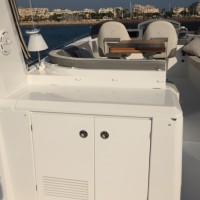 Яхта Beneteau Swift Trawler 50 - флайбридж