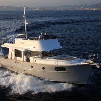 Яхта Beneteau Swift Trawler 44 - круиз