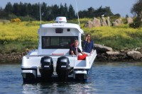 Катер для рыбалки Beneteau Barracuda 9
