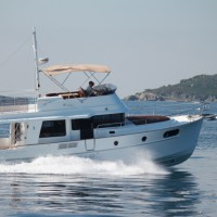 Яхта Beneteau Swift Trawler 44 - навигация