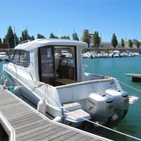 Beneteau Barracuda 9 - на воде