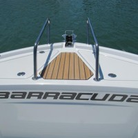 Beneteau Barracuda 9 - нос