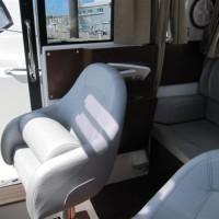 Beneteau Barracuda 9 - кресло рулевого