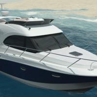 Моторная яхта Beneteau Antares 30