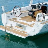 Парусная яхта Beneteau Oceanis 45