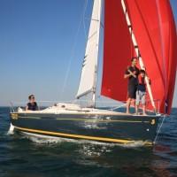 Парусная яхта Beneteau First 20
