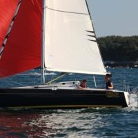 Парусная яхта Beneteau First 20 - навигация
