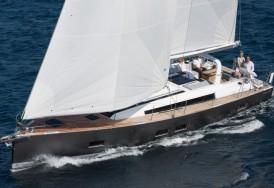 Парусная яхта Beneteau Oceanis 55 - круиз