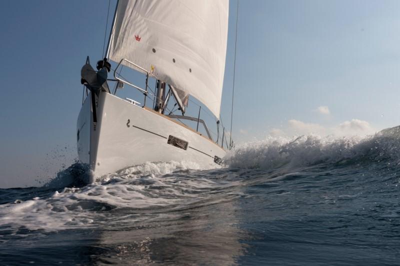 Парусная яхта Beneteau Oceanis 41