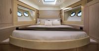 Яхта Beneteau Montecarlo 4 - гостевая каюта