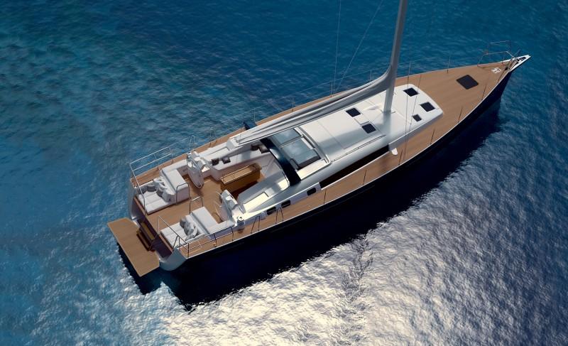 Парусная яхта Beneteau Oceanis 60