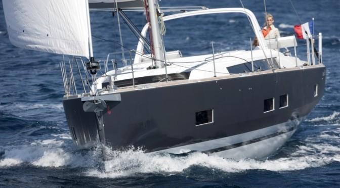 Парусная яхта Beneteau Oceanis 55