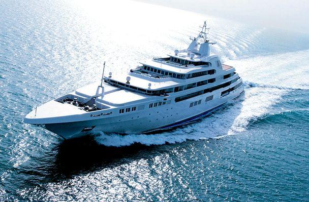 ТОП-10 самых дорогих яхт в мире
