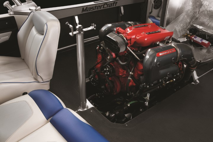 2015 MasterCraft ProStar.Ilmor Power
