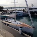 Парусная яхта Beneteau Oceanis
