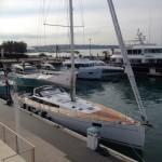 тест драйв яхт Beneteau в Каннах