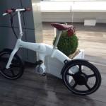 Велосипед Beneteau на канском тест-драйве