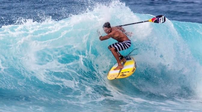 SUP (Stand Up Paddle) - гребля на доске стоя