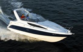Bayliner 285 навигация