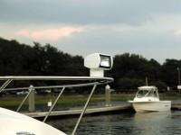 Bayliner 305 навигационный фонарь