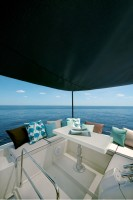 Яхта Beneteau Montecarlo 5s - хард топ с бимини