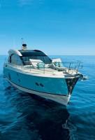 Яхта Beneteau Montecarlo 5s на воде