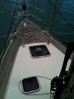 Beneteau Oceanis 40 - нос